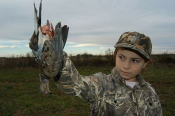 Union County will be the site of a youth-only dove hunt on Saturday, Sept. 6.