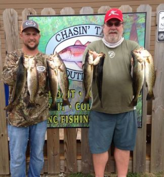 The speckled trout season has really kicked off, despite dirty, freshwater runoff in the Atlantic Beach area.