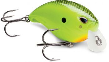 The new Arashi Wake Crank provides an alluring wobble right at the surface of the water, driving bass into biting.