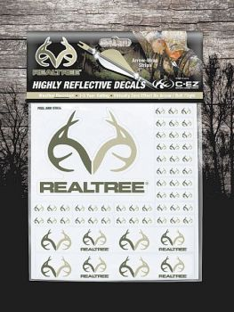 Realtree Edition Reflective Arrow & Treestand Wraps
