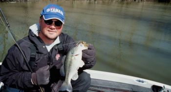 When water temperatures get down to 50 degrees or below, a jig can be your best bet for winter bass.