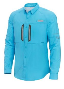 Men's PFG Solar Cast ZERO long sleeve shirt