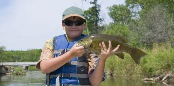 Recovered from the spawn, bass will get their appetites back in June.