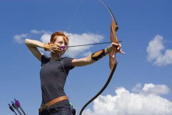 Archery is just one topic that will be covered at the outdoor programs at Brevard.