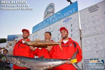 This year's U.S. Open King Mackerel Tournament has been postponed until Oct 29-31.