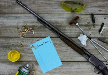 Keeping your gun barrels clean is important, but often messy. Swab-its products make the task easier and less messy.