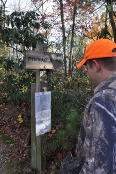 Knowing the details of an established forest service trail can provide hunters with a good idea of where to go and how to get there.