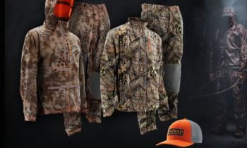 A new line of camouflage clothing has been introduced by NOMAD.