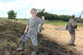Take the SCDNR's dove hunting survey before Jan. 15 to give the agency your input.