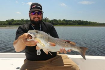 Capt. Stephen Fields of Charleston Fishing Company will be competing in the IFA's Atlantic Division event in Georgetown.