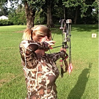 Take plenty of time on the range to get your bow shooting accurately before the season arrives.