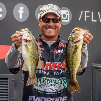 Bryan Thrift of Shelby, N.C. won the Lake Norman FLW Invitational this past weekend, and 8 other Carolina anglers finished in the top 20.