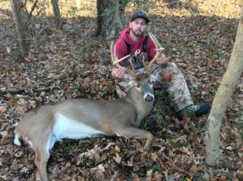 James Hamby of Thomasville, NC won the December Bag-A-Buck contest.