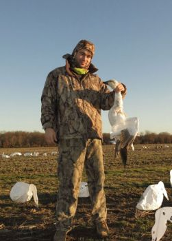 Eastern North Carolina is snow goose heaven in February.
