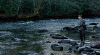 Even though many streams are closed for stocking in March, there's plenty of trout water still open for anglers in both Carolinas.
