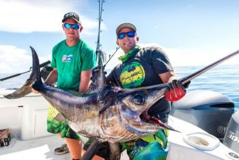 Summer is prime time for sword (fish) play in the Carolinas.