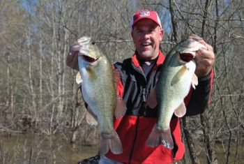 Know how to solve September's bass puzzle in the Carolinas.