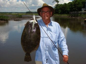 Capt. Jimmy Price, known as the top flounder authority in North Carolina, passed away over the weekend.
