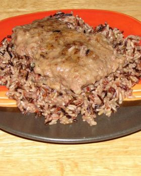 Cube steak is an excellent and easy way to fix venison. It's a hearty, heart-warming meal for a cold January evening.