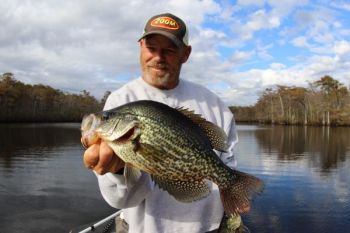 Get an education in something you love by attending Crappie University.