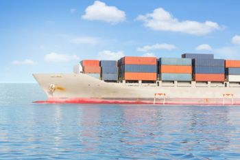 Seventy-six cargo containers were lost last week from a container ship off the coast of NC. Some of the containers are still afloat out of Oregon Inlet.