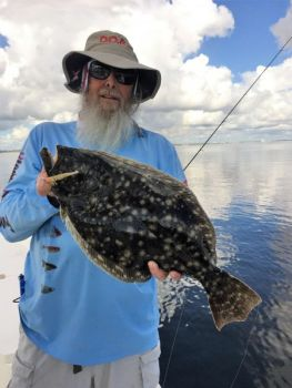 It's hard to beat North Carolina's Pamlico Sound when it comes to producing great flounder.