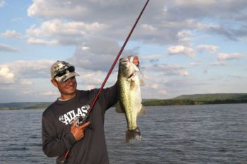 Big crankbaits start to play a bigger role in bass fishermen's plans in June, because they're perfectly suited for finding and catching hungry bass.