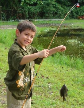 Kids can fish for free and register to win great prizes at these fishing events being held throughout NC in late May and early June.