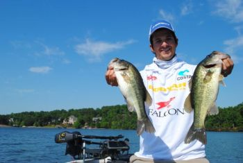 Don't forget swimbaits for summer bass in the Carolinas.