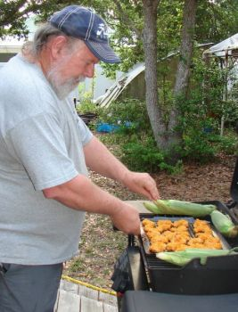 When hot summer days give way to cooler evenings, it's time to fire up the grill and barbecue some fresh shrimp for a tremendous meal.