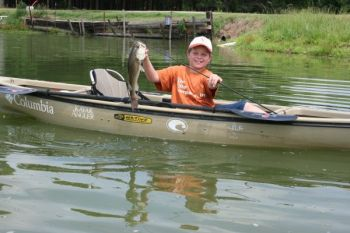 Take a kayak fishing workshop, learn to tie your own flies, build your own fishing rod, or attend a family fishing workshop in July at the Pechmann Fishing Education Center.