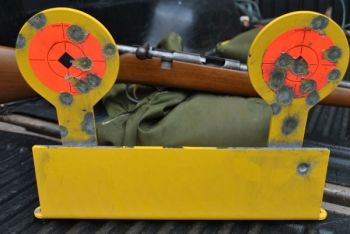 Birchwood Casey's Bushwacker Rimfire Target