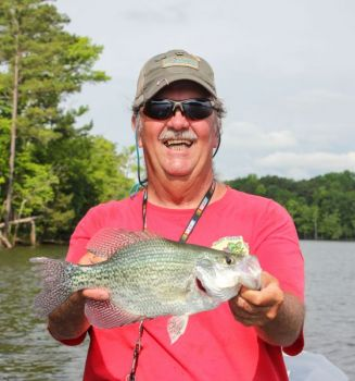 Crankbaits are an often-overlooked weapon in an angler's crappie arsenal.
