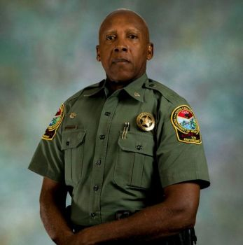 SCDNR officer Sgt. Thomas Spann was off duty when a car accident prompted him into action. He saved four people from a burning car minutes before it became engulfed in flames.