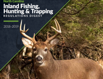 The NCWRC has released the 2018-19 Fishing, Hunting and Trapping regulations digest.