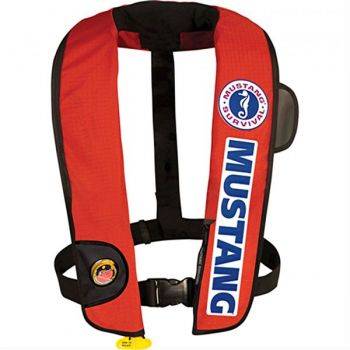 Mustang's latest PFD