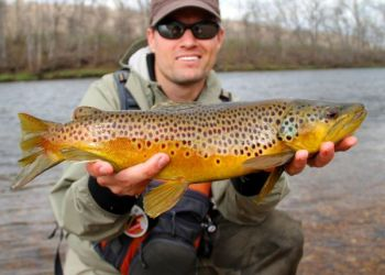Oct. 1 marks the first day of the 2018-19 Delayed Harvest trout season in Western North Carolina.