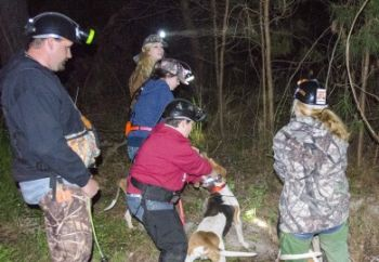 State championship-qualifying youth raccoon hunts planned around the state of South Carolina from October 2018 through March 2019.