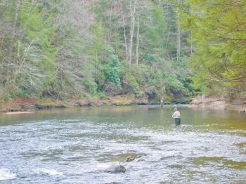 Learning how to locate and recognize parts of a stream or pool that, because of a change in bottom contour, will hold trout is a key to catching more fish.