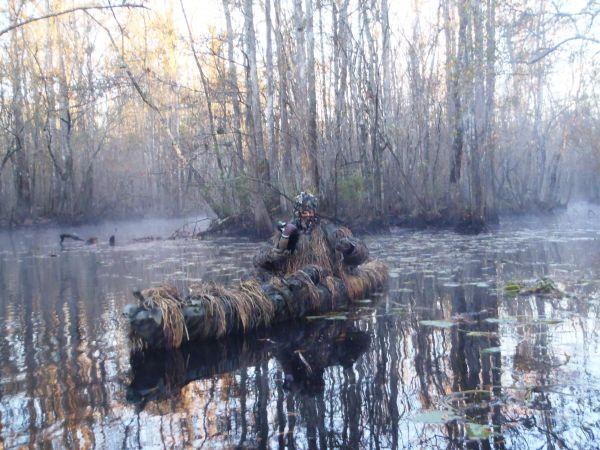 Paddle Up Some Wood Docks Around Town Creek In North Carolina S