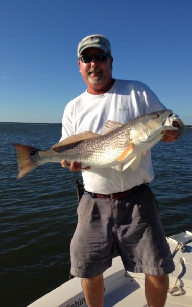 Red Hot Red Hot Redfish At South Carolina S Lowcountry